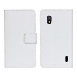 LG Nexus 4 E960 Book kaitsekott valge