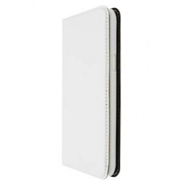 Samsung J5 (2016)/ J510 Wave Book kaitsekott valge