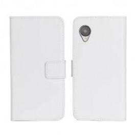 LG Nexus 5 D821 Book kaitsekott valge