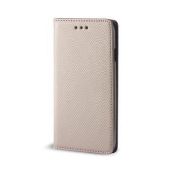 Xiaomi Redmi Note 8 Pro Smart Magnet kaitsekott kuldne