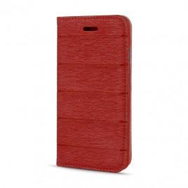LG K8 K350N Smart Magnet triipudega kaitsekott punane