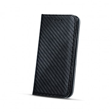 Samsung S7 / G930 Book kaitsekott Smart Carbon