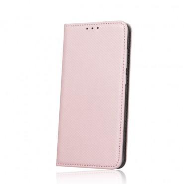 Huawei P Smart Smart Magnet kaitsekott heleroosa