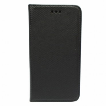 Samsung X-Cover 4 / G390 Smart Magnet kaitsekott must