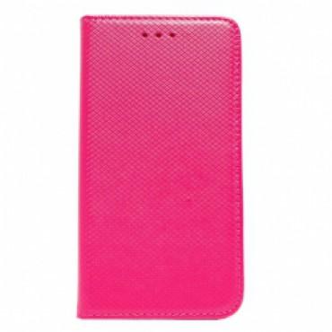 Sony Xperia XA F3113 Smart Magnet kaitsekott roosa