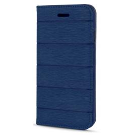 LG K8 K350N Smart Magnet Triipudega Kaitsekott sinine