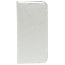 Sony Xperia XA F3113 Smart Magnet kaitsekott hõbedane