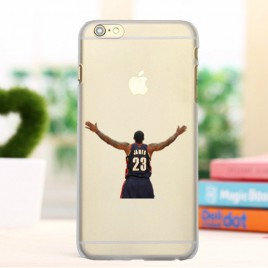 Apple Iphone 6 / 6s plastik tagakorpus NBA James