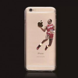 Apple Iphone 6 / 6s plastik tagakorpus NBA Young Jordan