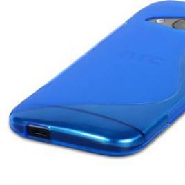 HTC One mini 2 silikoonkaitse sinine