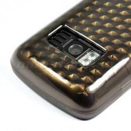 Nokia C6-01 silikoonkaitse läbipaistev