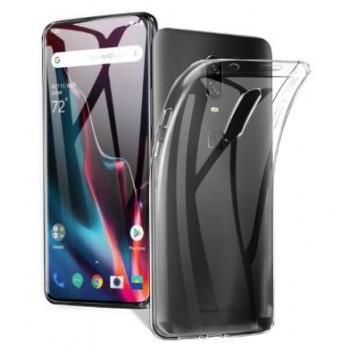 OnePlus 7 Pro silikoonkaitse Ultra Slim õhuke läbipaistev