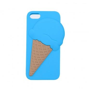 Samsung A510 / A5 2016 3D silikoonkaitse jäätis helesinine