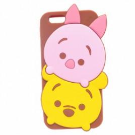Apple Iphone 6 / 6s 3D silikoonkaitse Karupoeg Puhh