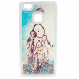 Huawei P9 Lite 3D silikoonkaitse Dream Catcher