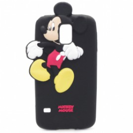 Apple Iphone 6 / 6s 3D silikoonkaitse Mickey Mouse