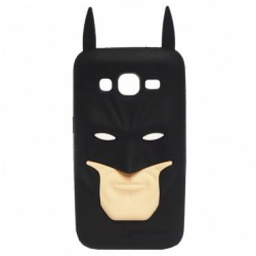 Samsung G360 / G361 Galaxy Core Prime 3D silikoonkaitse Batman