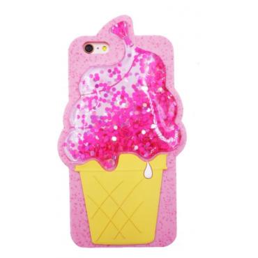 Apple Iphone 7 / 8 3D silikoonkaitse IceCream
