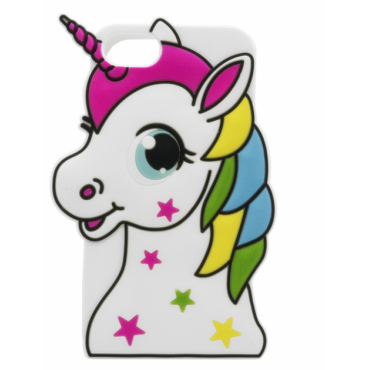 Apple Iphone 6 / 6s / 7 / 8 silikoonkaitse Pony