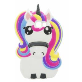 Samsung A5 (2017) / A520 3D silikoonkaitse Unicorn
