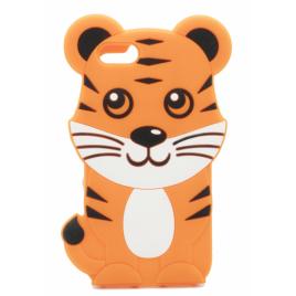 Apple Iphone 6 / 6S 3D silikoonkaitse Tiiger