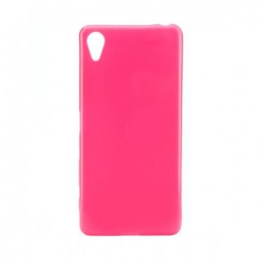 Sony Xperia XA F3113 silikoonkaitse õhuke roosa