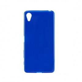 Sony Xperia XA F3113 silikoonkaitse õhuke sinine