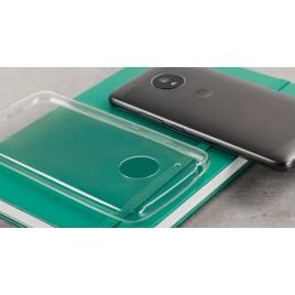 Lenovo Moto G5 silikoonkaitse Ultra Slim õhuke läbipaistev