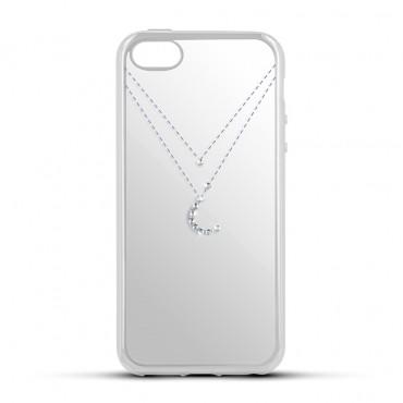 Apple Iphone 5 / 5s / SE Beeyo silikoonkaitse Moon läbipaistev