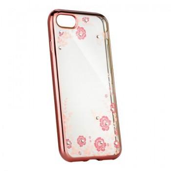 Xiaomi Redmi 5A Beeyo silikoonkaitse Secret Garden roosa