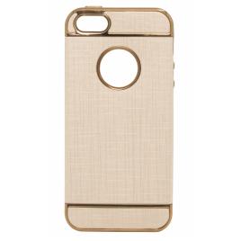 Apple Iphone 5 / 5S / SE silikoonkaitse Crown kuldne