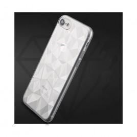 Apple Iphone 7 Plus / 8 Plus silikoonkaitse Prisma läbipaistev