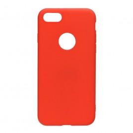 Apple Iphone 6 / 6s silikoonkaitse Soft punane