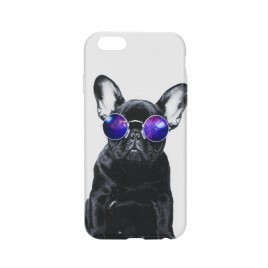 Apple Iphone 6 / 6s silikoonkaitse Fancy Dog