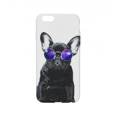 Samsung S6 / G920 silikoonkaitse Fancy Dog