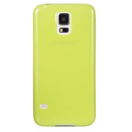 LG K4 K120E Candy silikoonkaitse laimiroheline