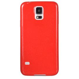 LG K4 K120E Candy silikoonkaitse punane