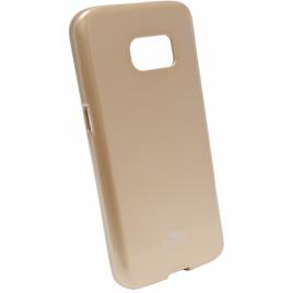 Nokia 3 Mercury Jelly Silikoonkaitse Kuldne