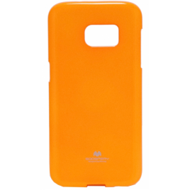 Samsung G930 Galaxy S7 Mercury Jelly Silikoonkaitse Oranž
