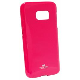 LG K10 K420N Mercury Jelly Silikoonkaitse Roosa