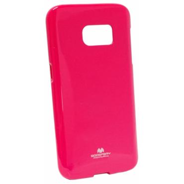 Samsung G935 Galaxy S7 Edge Mercury Jelly Silikoonkaitse Roosa