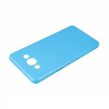 Samsung G935 Galaxy S7 Edge silikoonkaitse helesinine