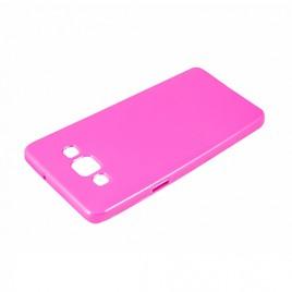 Samsung  J1 (2016) / J120 silikoonkaitse roosa