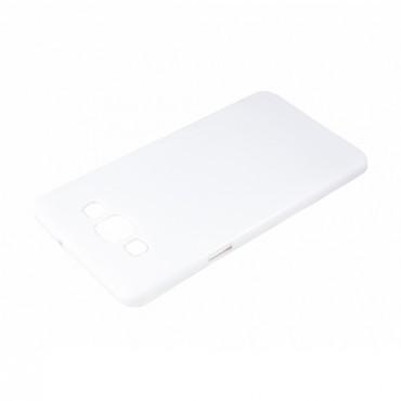 Samsung G935 Galaxy S7 Edge silikoonkaitse valge