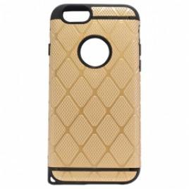 Apple Iphone 6 / 6s Armor Silikoon plastik hübriidkaitse Royal Kuldne