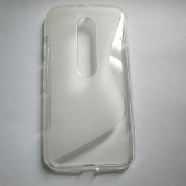 HTC One M8 / M8s silikoonkaitse läbipaistev
