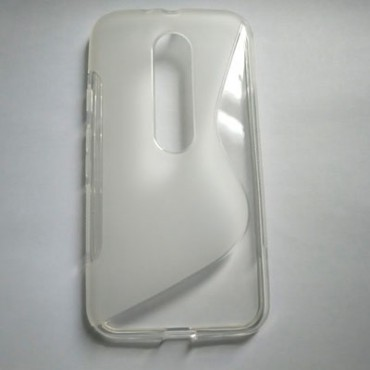 Asus ZenFone 2 / ZE551ML silikoonkaitse S-case läbipaistev