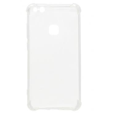 Huawei P10 Lite silikoonkaitse põrutuskindel läbipaistev