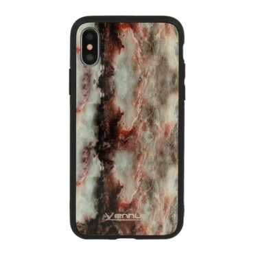 Apple Iphone XR Vennus Marble silikoonkaitse pruun