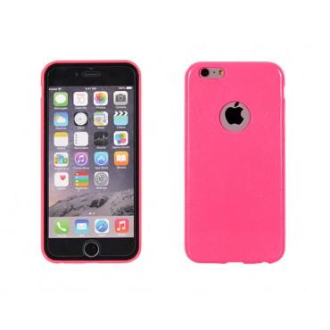 LG K3 / K100 silikoonkaitse Ultra Slim õhuke roosa